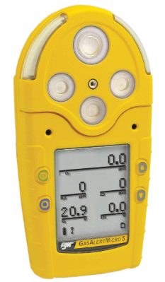 Honeywell Portable Gas Detector