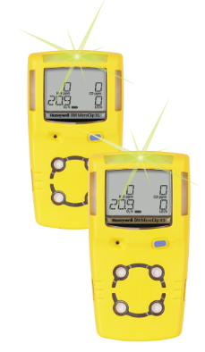 multi-gas portable detector